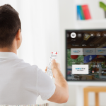 「ドコモテレビターミナル」で録画した番組を、手軽に別室のテレビで見る方法
