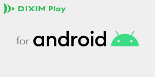 DiXiM Play Android版 DiXiM Store販売サイト
