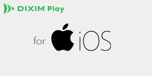 DiXiM Play iOS版 DiXiM Store販売サイト